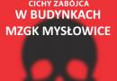 UWAGA -cichy zabójca w budynkach MZGK Mysłowice.