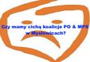 Czy PO próbuje przejąć władze w Mysłowicach?