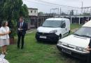 Nowy samochód dla Schroniska w Mysłowicach.