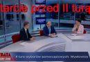 Debata przed drugą turą wyborów na prezydenta Mysłowic!