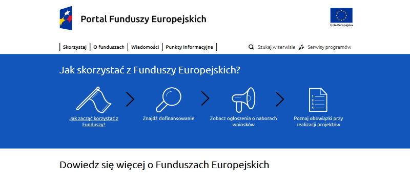 Mobilny Punkt Konsultacyjny Funduszy Europejskich