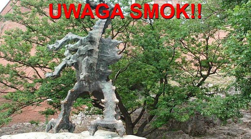 Władze Mysłowic walczą z zielonym Smokiem!