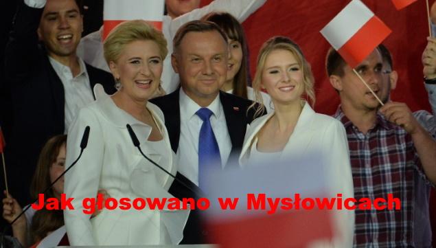 Jak głosowano w Mysłowicach?