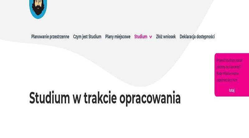 Komisja Gospodarki Miejskiej, Ochrony Środowiska i Rolnictwa debatowała nad Studium uwarunkowań i kierunków zagospodarowania przestrzennego Miasta Mysłowice.